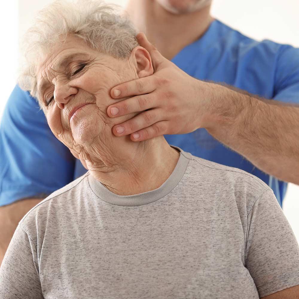 fisioterapia per adulti